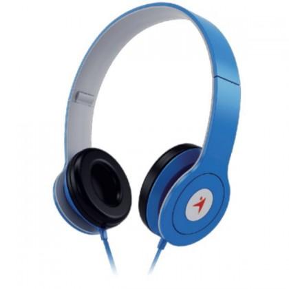 Sluchátka přes hlavu GENIUS headset - HS-M450/ modré - 31710200103