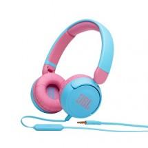 Sluchátka přes hlavu JBL JR310, modrá