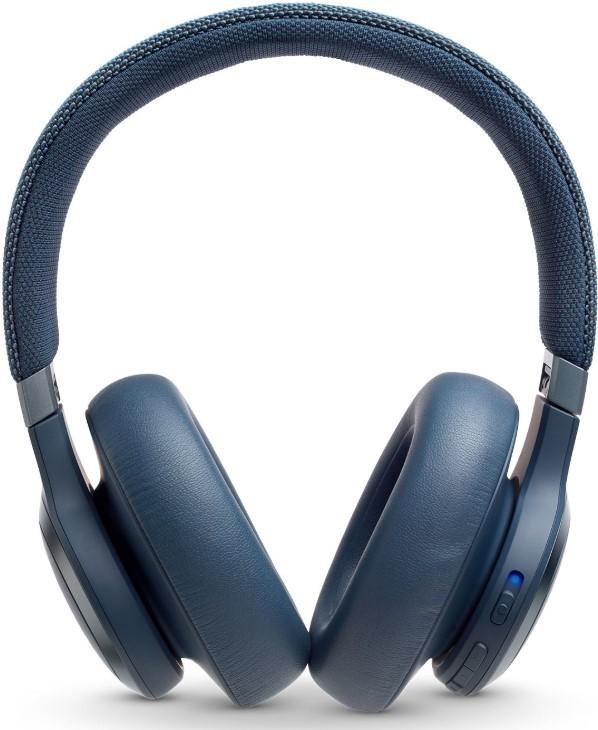 Sluchátka přes hlavu JBL LIVE 650BTNC,modrá