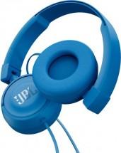 Sluchátka přes hlavu JBL T450 modrá