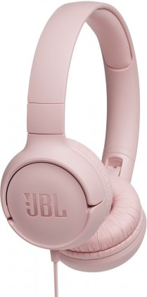 Sluchátka přes hlavu JBL Tune 500 růžová