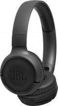 Sluchátka přes hlavu JBL Tune 500BT černá