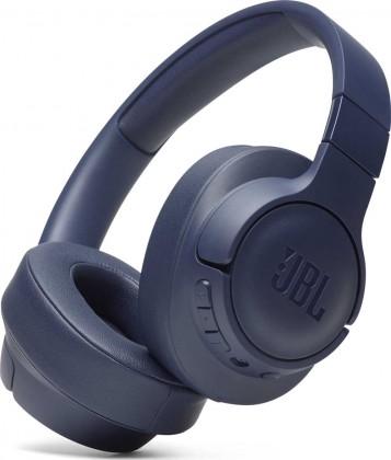 Sluchátka přes hlavu JBL Tune 700BT, modrá