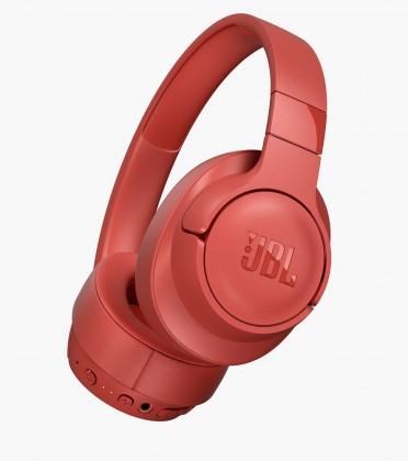 Sluchátka přes hlavu JBL Tune 750 BTNC, červená