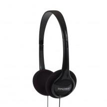 Sluchátka přes hlavu Koss KPH/7, černá