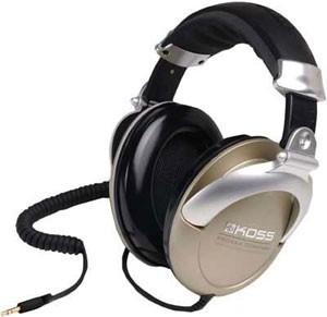 Sluchátka přes hlavu Koss PRO4AAT (doživotní záruka)