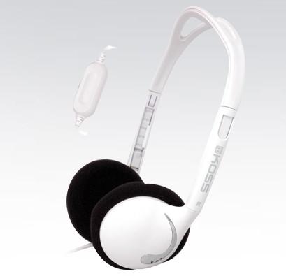 Sluchátka přes hlavu Koss Recovery (doživotní záruka)