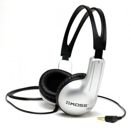 Sluchátka přes hlavu Koss UR/10 (doživotní záruka)