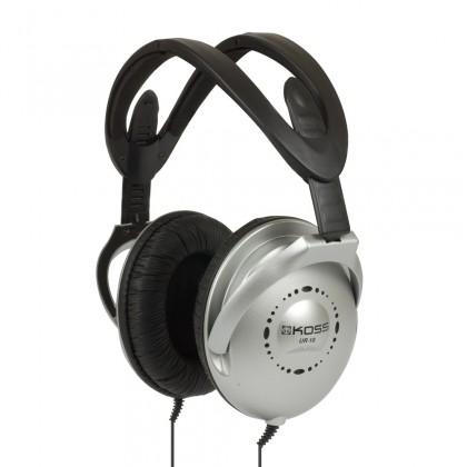 Sluchátka přes hlavu Koss UR/18 (doživotní záruka)