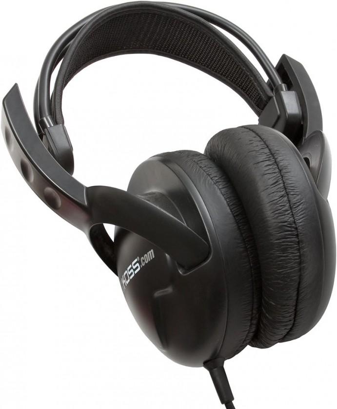 Sluchátka přes hlavu Koss UR/20 (doživotní záruka)