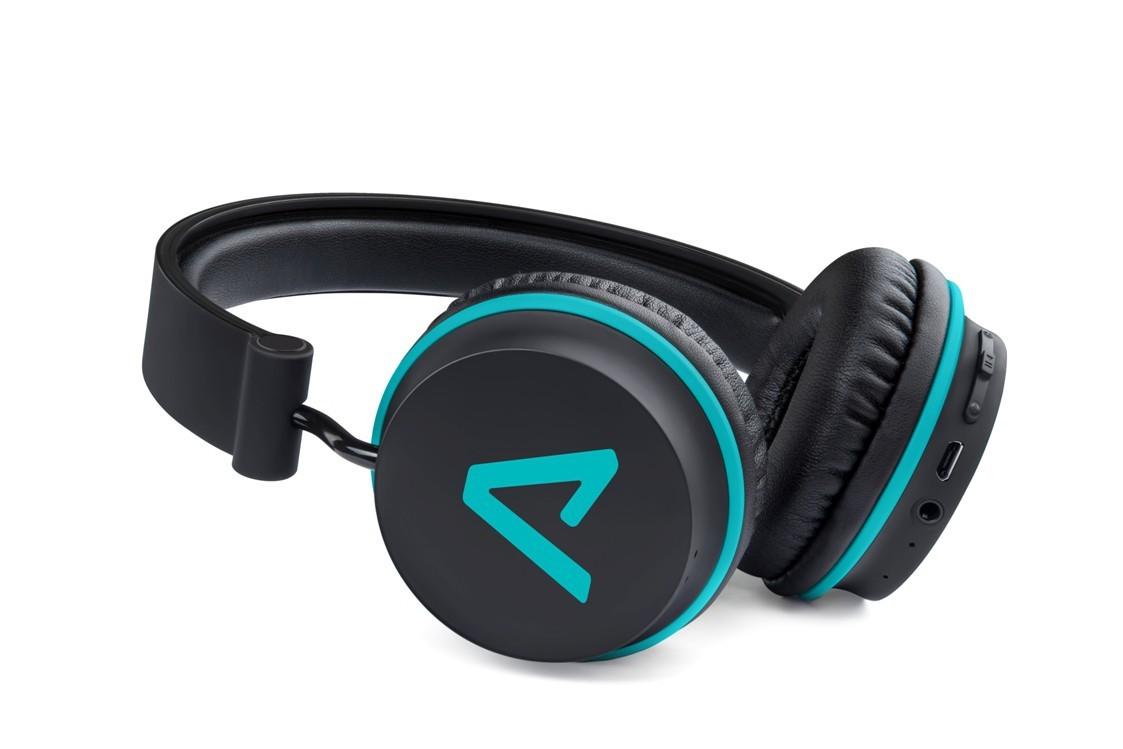 Sluchátka přes hlavu Lamax Beat Blaze B-1 - modrá