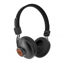 Sluchátka přes hlavu MARLEY Positive Vibration - Black