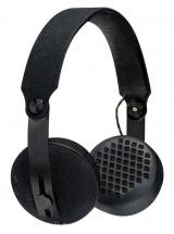 Sluchátka přes hlavu MARLEY Rise - Black, Bluetooth