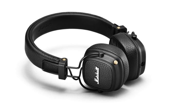 Sluchátka přes hlavu Marshall Major III Bluetooth