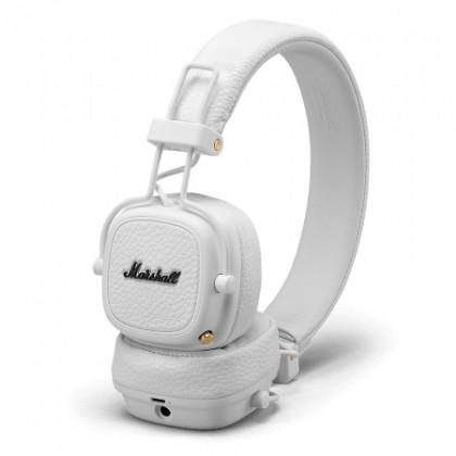 Sluchátka přes hlavu Marshall Major III Bluetooth, white