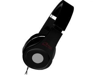 Sluchátka přes hlavu Media-Tech Magicsound NS-3 sluchátka s mikrofonem, černá
