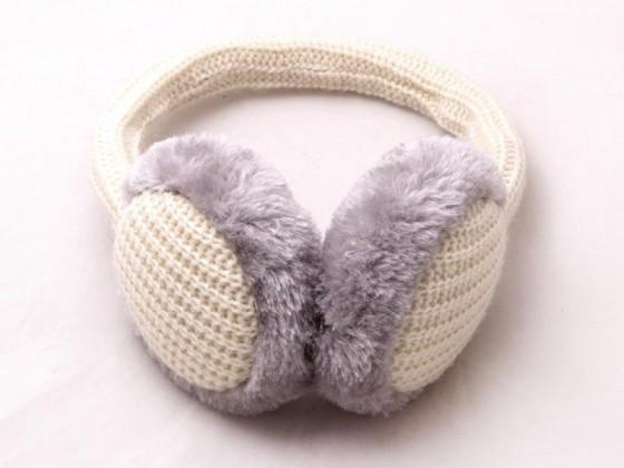 Sluchátka přes hlavu Media-Tech MT-3550C, krémová