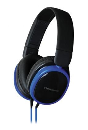 Sluchátka přes hlavu Monitorovací sluchátka Panasonic RP-HX250E-A