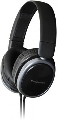 Sluchátka přes hlavu Monitorovací sluchátka Panasonic RP-HX250E-K