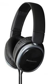 Sluchátka přes hlavu Monitorovací sluchátka Panasonic RP-HX250E-P