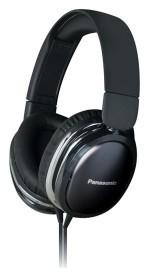 Sluchátka přes hlavu Monitorovací sluchátka Panasonic RP-HX350E-K