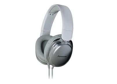 Sluchátka přes hlavu Monitorovací sluchátka Panasonic RP-HX350E-W