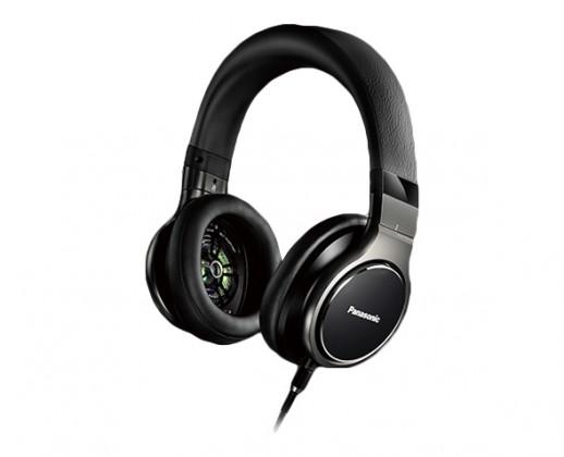 Sluchátka přes hlavu Panasonic RP-HD10E-K