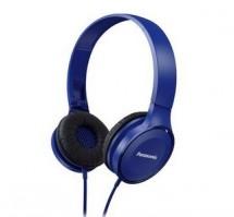 Sluchátka přes hlavu Panasonic RP-HF100E-A, modrá