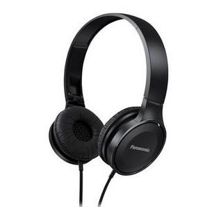 Sluchátka přes hlavu Panasonic RP-HF100E-K