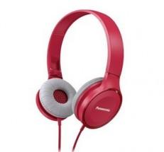 Sluchátka přes hlavu Panasonic RP-HF100E-P, růžová
