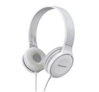 Sluchátka přes hlavu Panasonic RP-HF100E-W