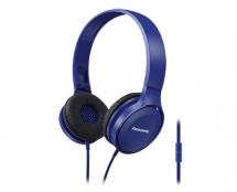 Sluchátka přes hlavu Panasonic RP-HF100ME-A, modrá