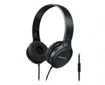 Sluchátka přes hlavu Panasonic RP-HF100ME-K, černá