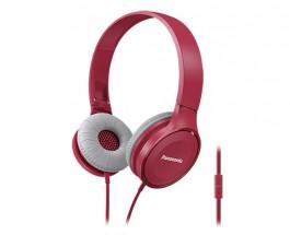 Sluchátka přes hlavu Panasonic RP-HF100ME-P, růžová
