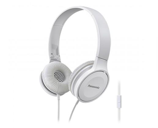 Sluchátka přes hlavu Panasonic RP-HF100ME-W