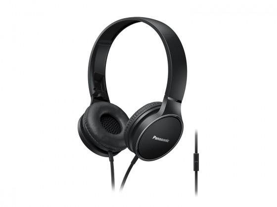 Sluchátka přes hlavu Panasonic RP-HF300ME-K OBAL POŠKOZEN