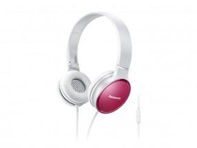 Sluchátka přes hlavu Panasonic RP-HF300ME-P, růžová