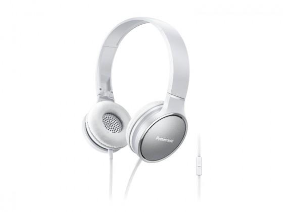 Sluchátka přes hlavu Panasonic RP-HF300ME-W, bílá