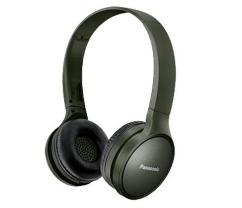 Sluchátka přes hlavu Panasonic RP-HF410BE-G