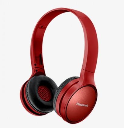 Sluchátka přes hlavu Panasonic RP-HF410BE-R