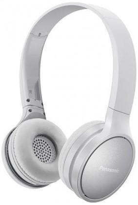 Sluchátka přes hlavu Panasonic RP-HF410BE-W, bílá