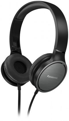 Sluchátka přes hlavu Panasonic RP-HF500ME-K