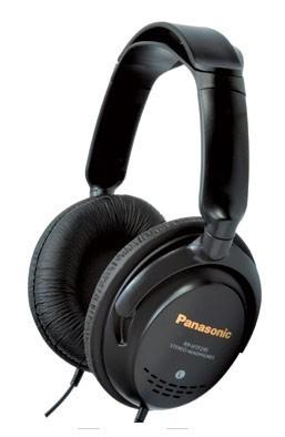 Sluchátka přes hlavu Panasonic RP-HTF295E-K