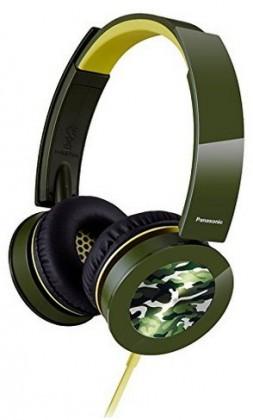Sluchátka přes hlavu Panasonic RP-HXS400E-G