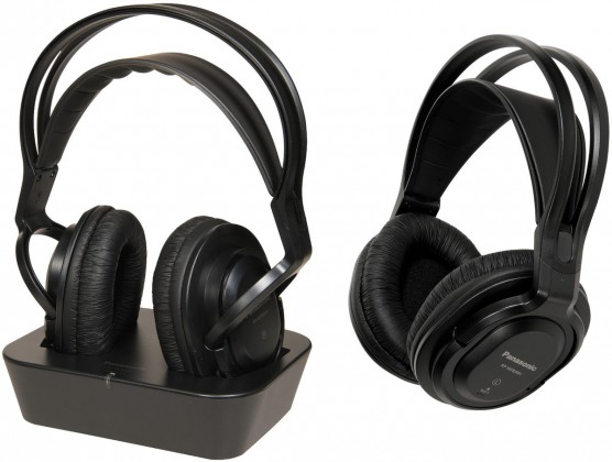 Sluchátka přes hlavu Panasonic RP-WF830WE-K