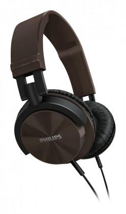 Sluchátka přes hlavu Philips SHL3000BR