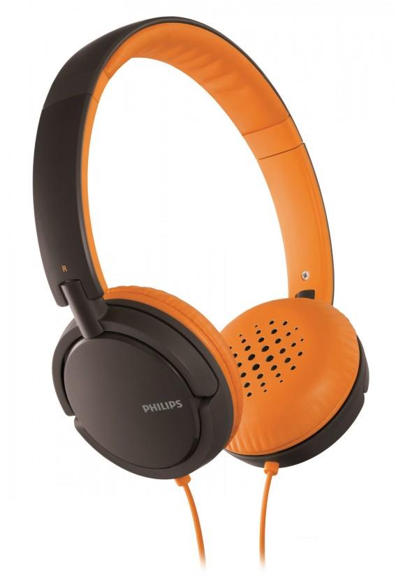 Sluchátka přes hlavu Philips SHL5001/10