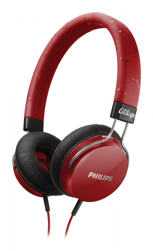 Sluchátka přes hlavu PHILIPS SHL5300RD