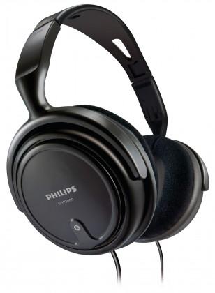 Sluchátka přes hlavu PHILIPS SHP2000