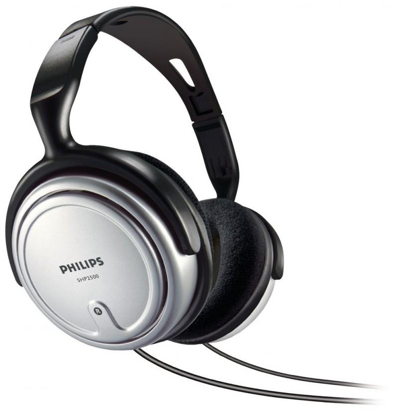 Sluchátka přes hlavu Philips SHP2500/10 ROZBALENO